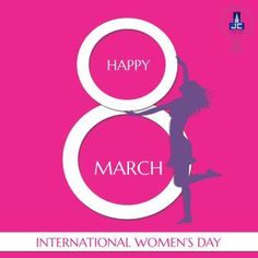 A woman is a full circle. Within her lies the power to create, nurture and transform. Wishing all women around the globe Happy #Women'sDay.