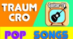 Traum - Cro Cover - Lesson-Tutorial-Lyrics-Chords
