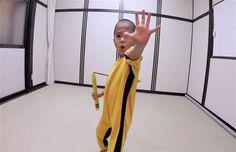 İstese Hepimizi Dövebilecek Atiklikteki Minik Bruce Lee: Ryusei Imai