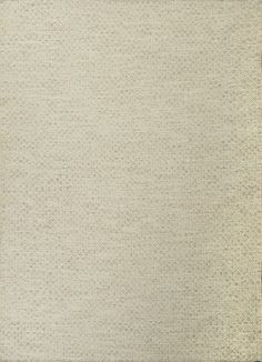 Highlanders Collection 100% Wool Area Rug in Banana Cream & Crystal Gray by Jaipur
