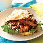 Crazed Mom's Easy Steak and Garam Masala Naan-wiches Recipe | MyRecipes.com
