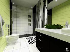 bathroom render SU + vray