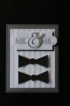 GAY WEDDING INVITATION LGBT wedding invitations Gay Wedding