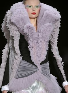 Magdalena in Cut Out Viktor & Rolf · Inspiration by Color