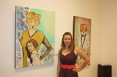 Creative Art, Marie, My Arts, Illustration, Animals, Paint, Animales, Animaux, Animal