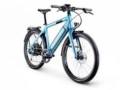 Stromer ST1 kommt als blaue Limited Edition - http://www.ebike-news.de/stromer-st1-kommt-als-blaue-limited-edition/8864/