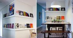 Revista MinhaCASA - Cores e música dão o tom no apê de 70 m²