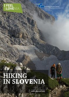 Slovenia is an ideal country for walking. In a relatively short period of time, you can walk from the high mountain ranges of the Julian and Kamnik-Savinja Alps and Karavanke at heights of over 2000 metres over the hills of Škofja Loka, Idrija and Cerkno, Pohorje, Zasavsko and the Posavsko hills to the lowlands of the Karst, Dolenjska and the Prekmurje hills.