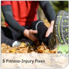 5 Fitness-Injury Fixes