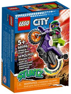 Stunt Bike, Lego City, Snack Recipes, Snacks, Frosted Flakes, Pop Tarts, Cereal, Breakfast, Food