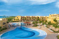 Secrets Capri - Playa Del Carmen, Mexico - My honeymoon!
