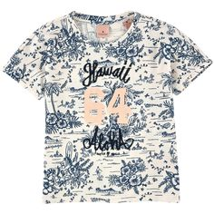 Short jersey T-shirt - 118663