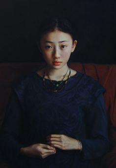 Zhao Kailin  The Expectation, 2012