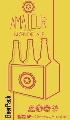 #cervezaamateur #cervezaartesanal #beer #blondeale