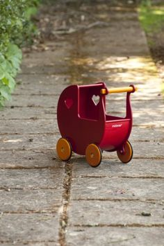 Moover Wooden Pram: Moover: Amazon.co.uk: Baby