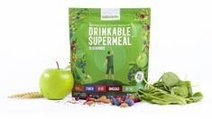 Ambronite Supermeal - Complete Meal Shake - More than Meal Replacement