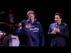 Lip Sync Battle with Will Ferrell, Kevin Hart and Jimmy Fallon - YouTube @jlcruz401 @Datcutie421 @cruzs2187 @miiszlauraa yessss girl watch and die laugh lol