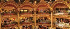 gallerias Lafayette #paris #travel #viajar #turismo #sights www.viveparis.es