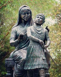 Chhatrapati shivaji maharaj & masaheb jijabai