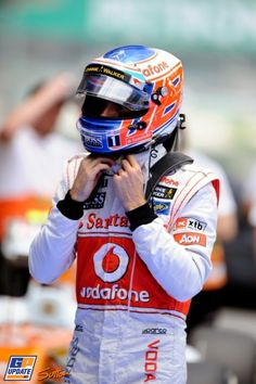 Jenson Button, McLaren, 2012 Malaysian Formula 1 Grand Prix, Formula 1