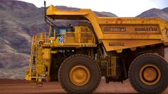 Era of the Mining Autobots : Robotic Trucks  Australia is the second largest producer & exporter of iron ore, with production figure's as high as half a billion tonnes annually, and receiving revenues in form of royalties in Billions of Australian Dollars from companies like BHP Billiton & the Rio Tinto Group, who dominate the major part of trade, as much as over 90%.