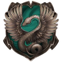 Slytherclaw Crest by Xaal-Vator on DeviantArt