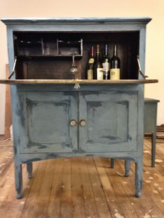 desk to liquor cabinet - Liquor Cabinet Furniture