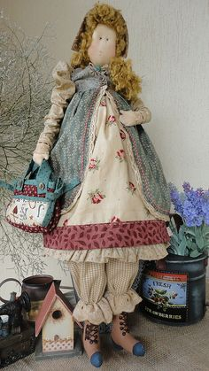 NINA - por Cris Lind by Cris Lind Ateliê, via Flickr