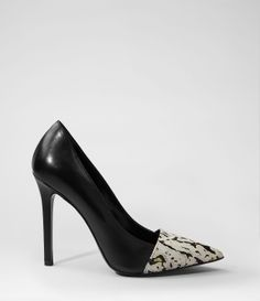 Womenswear - The Kuckoo Pump Heel