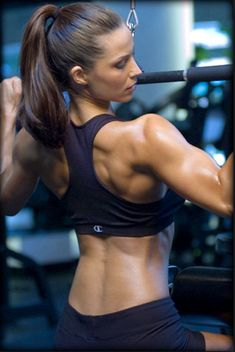 Back Workout - Honey Were Healthy