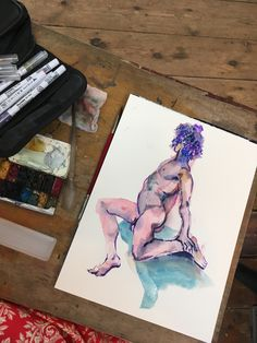 Painting & Drawing, Artworks, Drawings, Cover, Illustration, Books, Libros, Book, Sketches