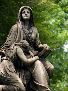 Cleveland, OH. Lakeview Cemetery