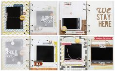 Vacation Mini Album by Leena Loh