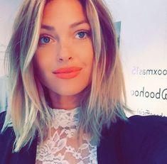 Caroline Receveur | Hair & makeup | Pinterest | Fine Hair, Hair ...