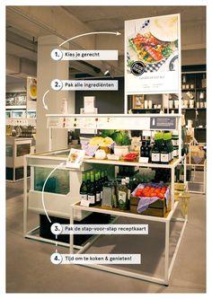 Bilder & De Clercq - Pesquisa Google Organic Food Shop, Food Retail, Retail Shop, Fresh Store, Tasting Table, Food Displays, Food Industry, Healthy Foods To Eat, Food Design