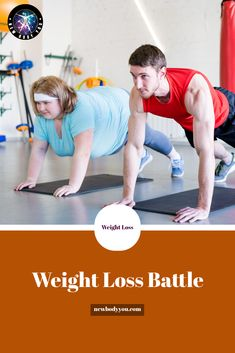 Ever notice that when a woman starts a weight loss regimen with her husband or boyfriend, he loses body fat a lot faster than she does? Seems unfair. Click for full article. #weightloss #fatloss #loseweight #fitness #exercise