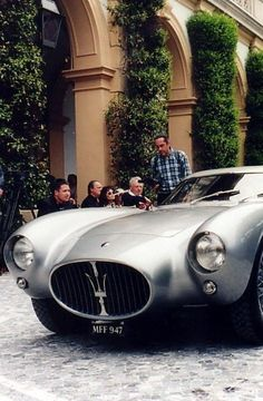 Constructed with the utmost attention to detail, every Maserati is a true masterpiece of Italian design. Here are 51 stunning Maserati cars! Bugatti, Maserati Car, Ferrari Bike, Sexy Cars, Hot Cars, Retro Cars, Vintage Cars, Mercedes Classic Cars, Classic Sports Cars