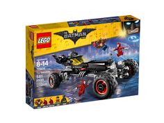 Buy Lego 70905 The Batman Lego movie The Batmobile - Mint in sealed box for R1,199.99