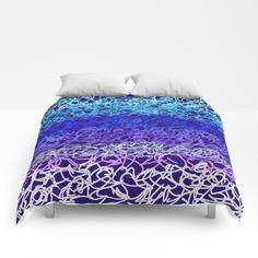 5 STAR SCRIBBLE  Comforters
