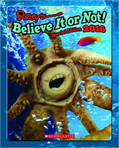 Ripley's Special Edition 2016 (Ripley's Believe It Or Not Special Edition): Ripley's Entertainment Inc.: 9780545852791: Amazon.com: Books