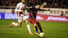 Rayo Vallecano - FC Barcelona (1-5) | FC Barcelona