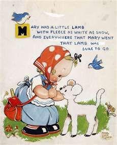 Nursery rhyme: inkspired musings: Mary had a little lamb Nursery Rhyme fun Nursery Rhymes Lyrics, Old Nursery Rhymes, Rhyming Activities, Preschool Songs, Lamb Nursery, Poetry For Kids, Childhood Stories, Pomes, Rhymes For Kids