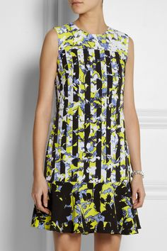 Peter Pilotto for Target | Printed crepe dress | NET-A-PORTER.COM