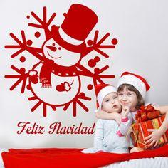 Mejores 25 Imagenes De Vinilos Decorativos Navidad En Pinterest - Decorativos-de-navidad