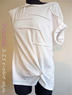 The idea of \u200b\u200bremaking shirts