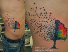 tatuajes de acuarela - Buscar con Google