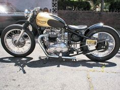 1970 Triumph. I want this in my garage..