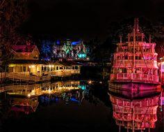 Magic Kingdom - Liberty Square by Matt Pasant, via Flickr