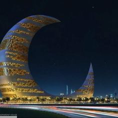 Tower in dubai, wow, need my uncle in Dubai to send me a pic so I can truely believe its real!