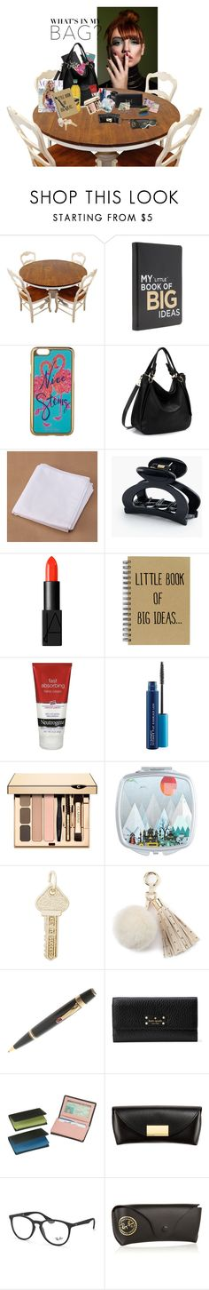 """Do You really want to know?!"" by catsanddogs-563 ❤ liked on Polyvore featuring Lilly Pulitzer, J.Crew, NARS Cosmetics, Whiteley, Neutrogena, MAC Cosmetics, Rembrandt Charms, Juicy Couture, Mont Blanc and Kate Spade"